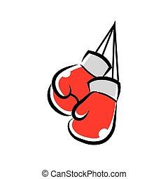 luvas boxing