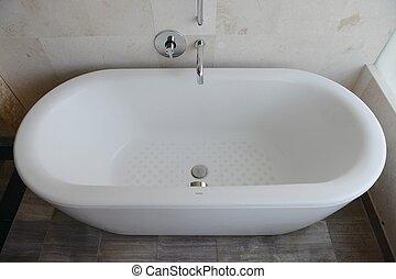 luxe, bain