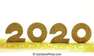 luxe, conception, nouveau, 2020, année