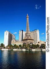 luxe, hôtel, casino, las vegas
