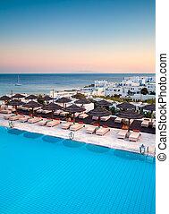 luxe, vakantie