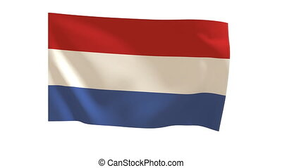 Luxembourg flag 016