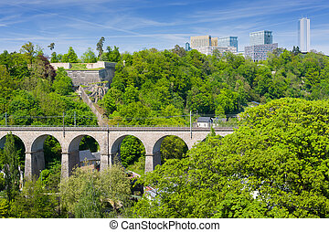 Luxembourg in summer