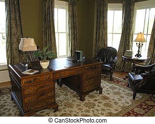 luxo, 5, -, escritório lar 1