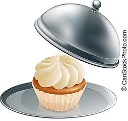 luxo, cupcake