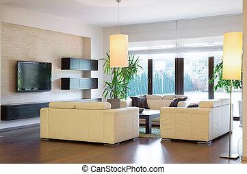 luxuoso, lounge