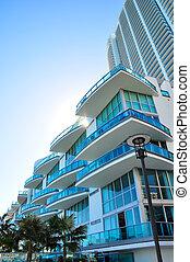 Luxurious Condominiums - Luxurious apartment building in...