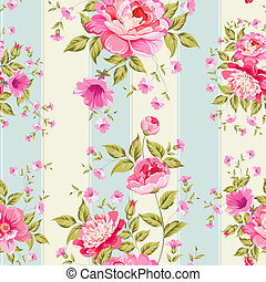 Luxurious flower wallapaper. - Luxurious flower wallapaper...