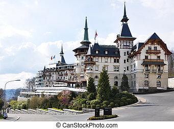 Luxurious hotel in Zurich