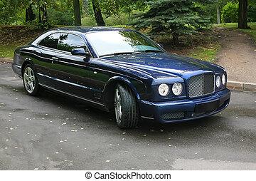 luxury autó