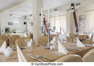 Luxury banquet hall