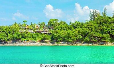 Luxury Beach Resort Hidden amongst the Trees - Video FullHD...