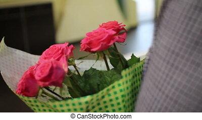 luxury bouquet for a friend