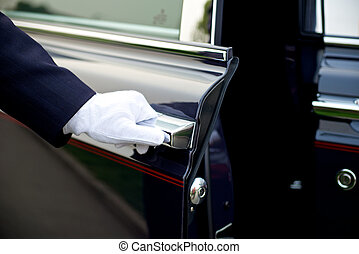 Luxury Chauffeur service - Luxury service with chauffeur...