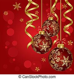 Luxury Christmas Ball