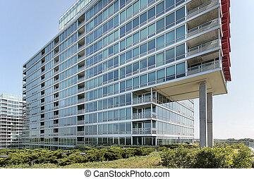 Luxury condominium complex