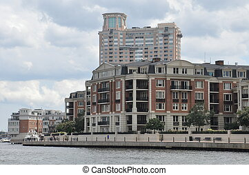 Luxury Condos in Baltimore