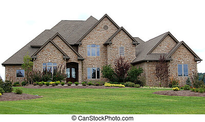 Luxury conutry home