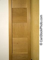 luxury designed door detail