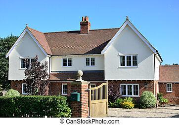 Luxury english home