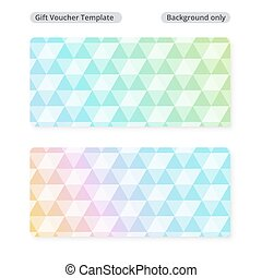 Luxury gift voucher template. promotion card, Coupon design. vector stock.