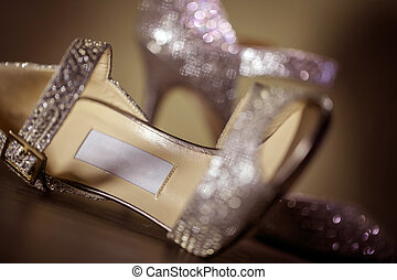 Luxury High Heels Glammour Shoes