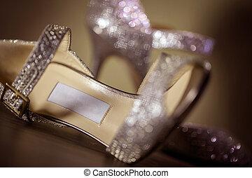 Luxury High Heels Glammour Shoes