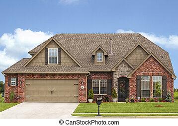 Luxury Home - Luxury home in expensive neighborhood