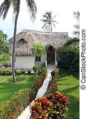 Luxury Home - Luxury tropical hacienda home