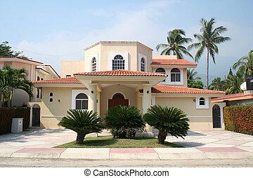 luxury home - Luxury tropical home