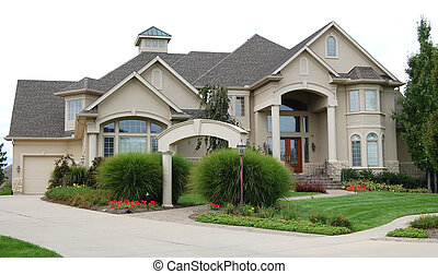 Luxury Home in suburbs