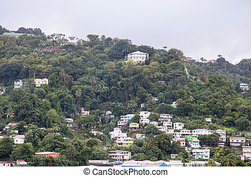 Luxury Homes on Coast of St Lucia - Luxury homes and villas...
