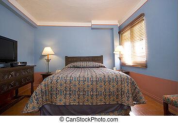 suite room in luxury hotel old san juan, puerto rico former convent