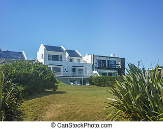 Luxury House in front of the Beach