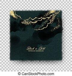 Luxury ink background