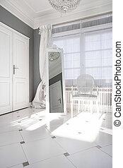 Luxury interior in modern style