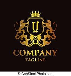 luxury Letter 'Y' Logo