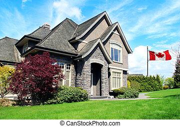 Luxury Mansion Canada