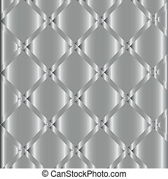 Luxury metallic silver background