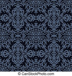 Luxury ornamental vintage Premium background .