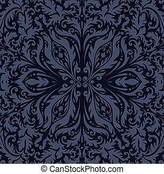 Luxury ornamental vintage Premium background . dark color