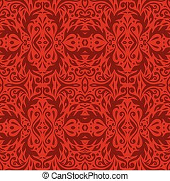 Luxury ornamental vintage Premium background .