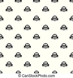 Luxury pattern vector seamless