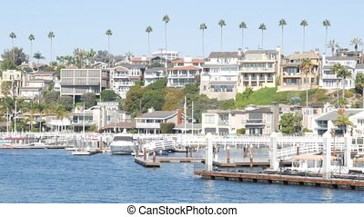 Luxury property, beachfront real estate on pacific ocean ...