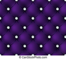Luxury purple velvet background