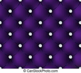 Luxury purple velvet background