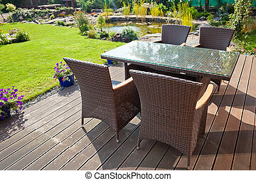 Luxury rattan Garden furniture - Luxury Garden rattan ...