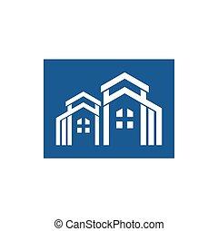 Luxury Residence Blue Logo