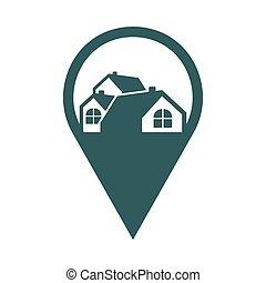 Luxury Residence Pin