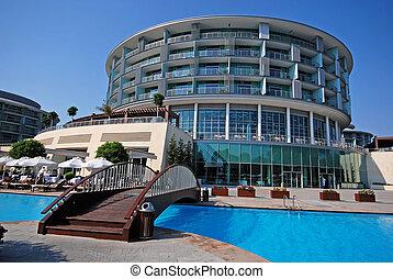 Luxury resort,  Turkey